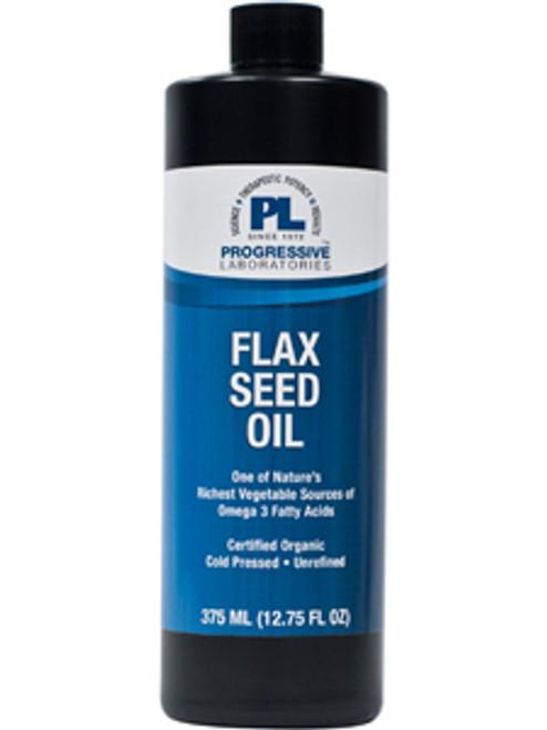 Flax Seed Oil (Organic) 12.75 oz (FLA26)