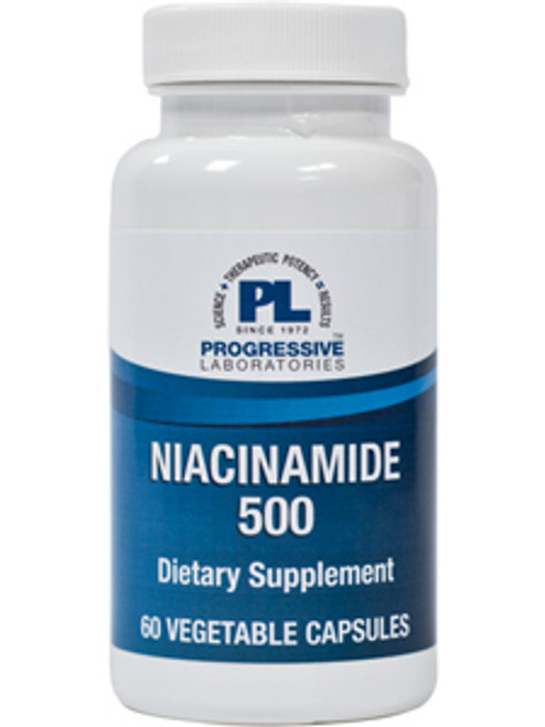 Niacinamide 500 60 vcaps (NIAC10)