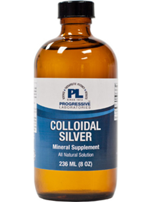 Colloidal Silver 4 oz. (COLL3)