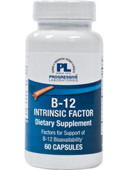 B-12 Intrinsic Factor 60 caps (INTR1)