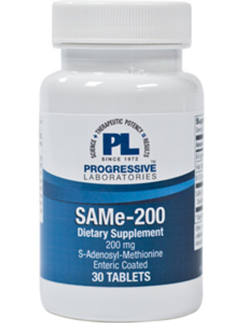 SAMe Forte 200 mg 30 tabs (SAME8)