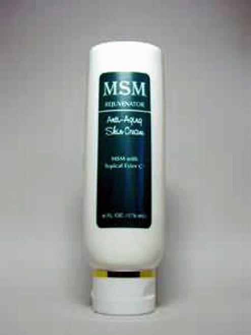 MSM Rejuvenator Anti-Aging Skin Crm 6 oz (MSMRE)