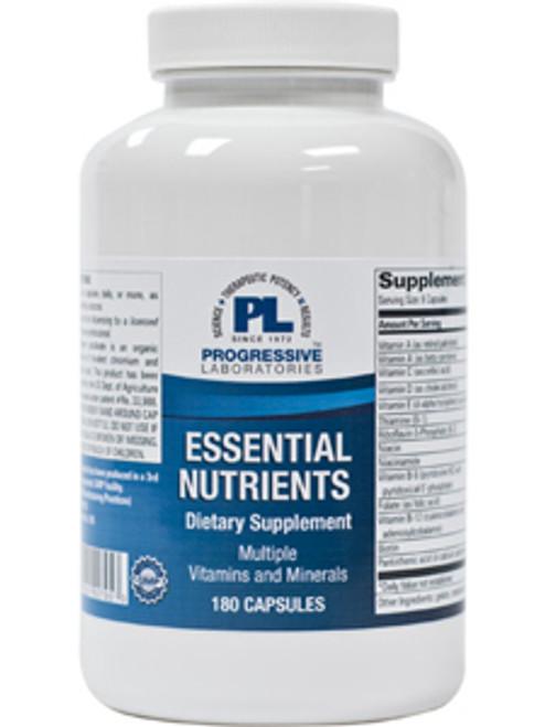 Essential Nutrients 180 caps (ESSEN)