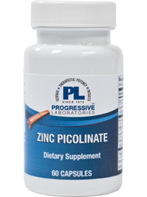 Zinc Picolinate 60 caps (ZIN19)