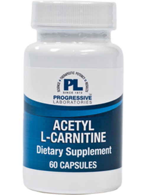 Acetyl-L-Carnitine 500 mg 60 caps (NAC17)