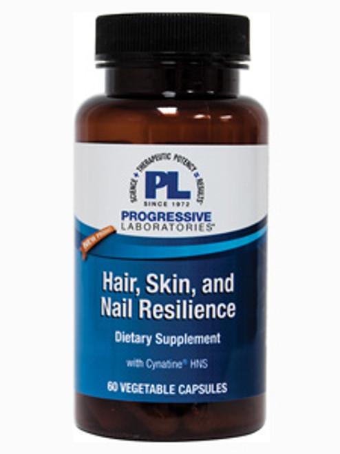 Hair, Skin & Nail Resilience 60 vegcaps (P10946)