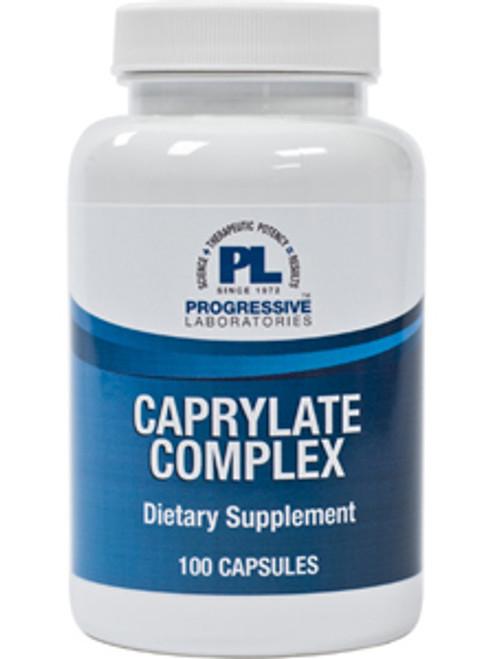 Caprylate Complex 100 caps (CAPR3)
