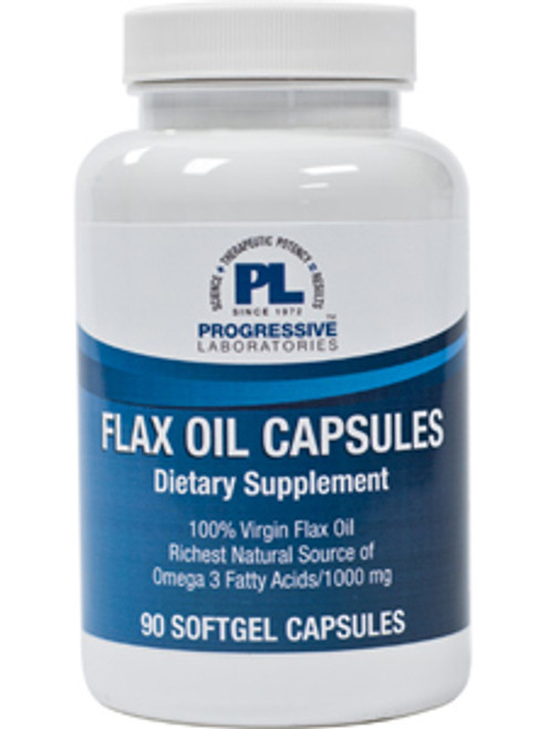 Flax Oil 1000 mg 90 gels (FLAX7)
