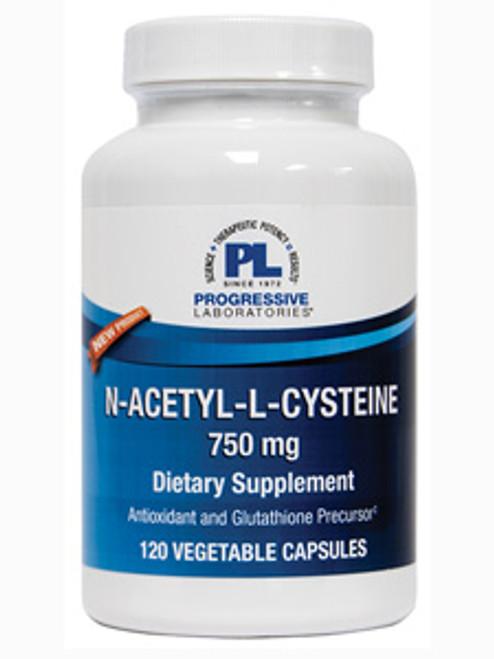 N-Acetyl-L-Cysteine 120 vegcaps (P37066)