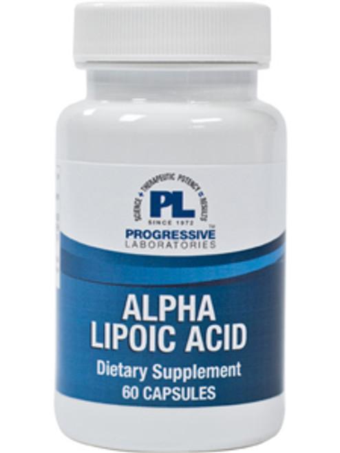 Alpha Lipoic Acid 60 caps (ALP18)