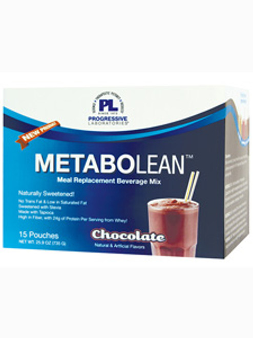 MetaboLean Chocolate 15 pouches (P37121)