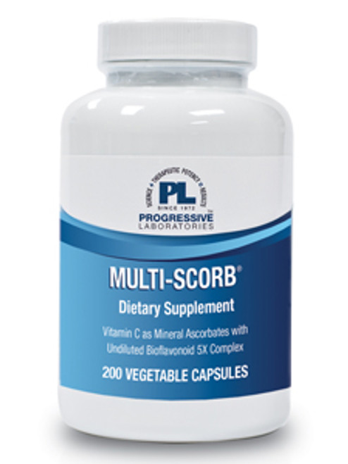 Multi-Scorb 200 veg caps (MULT8)