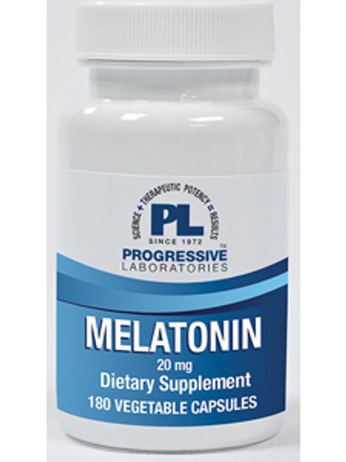 Melatonin 20 mg 180 vegcaps (P37219)