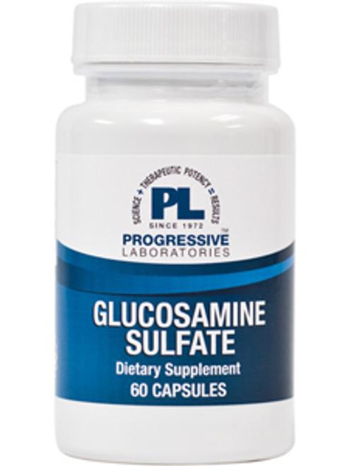 Glucosamine Sulfate 500 mg 60 caps (GLU18)