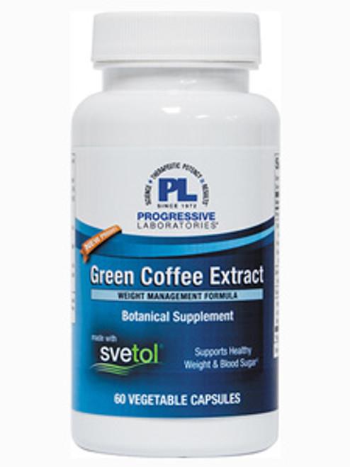 Green Coffee Extract 60 vegcaps (P10953)