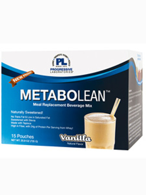 MetaboLean Vanilla 15 pouches (P37145)