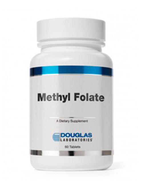 Methyl Folate L-5-MTHF 60 tabs (D37621)