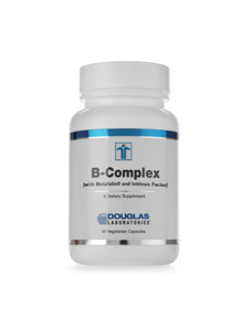 B-Complex w/ Metafolin 60 vcaps (BCM60)