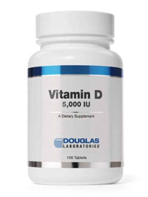Vitamin D 5,000 IU 100 tabs (VID22)