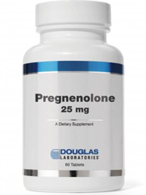 Pregnenolone 25 mg 60 tabs (PREG7)