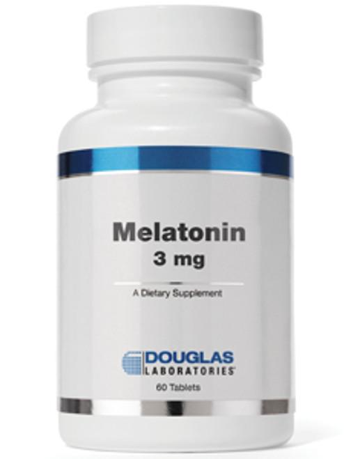 Melatonin 3mg 60 tabs (MEL15)