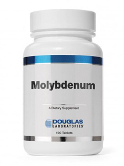 Molybdenum 250 mcg 100 tabs (MOC)