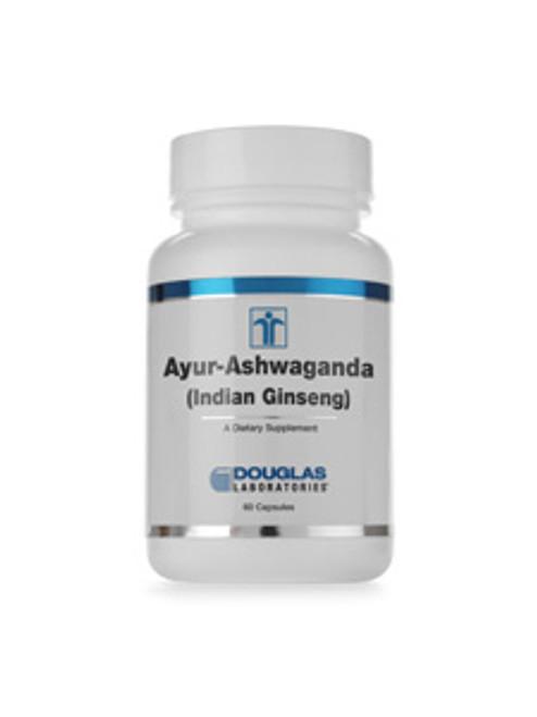 Ayur-Ashwaganda 60 caps (AYU27)