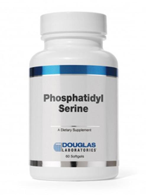Phosphatidyl Serine 100 mg 60 gels (PHS)