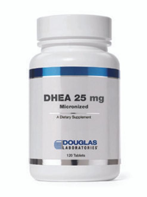 DHEA 25 mg 120 tabs (DHE17)