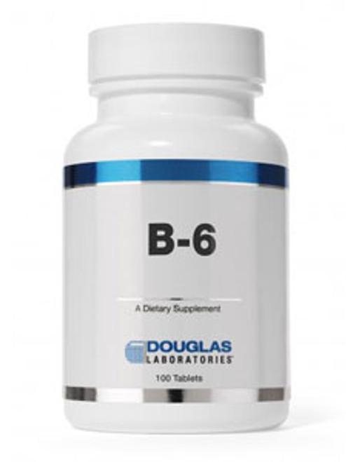 Vitamin B-6 100 mg 100 tabs (VIB64)