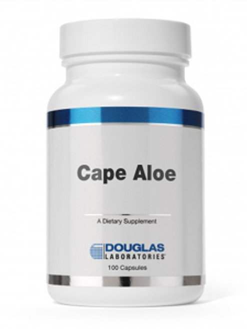Cape Aloe 250 mg 100 caps (CAPEA)