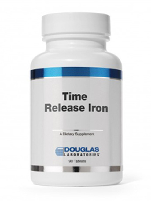 Timed Released Iron 90 tabs (IRO16)