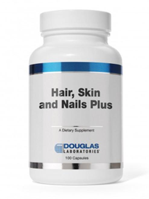 Hair Skin & Nails Plus Formula 100 caps (HAIR2)