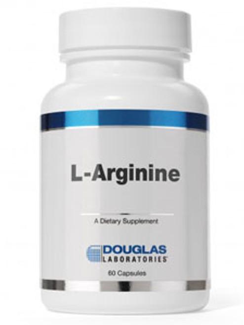 L-Arginine 500 mg 60 caps (ARGI4)
