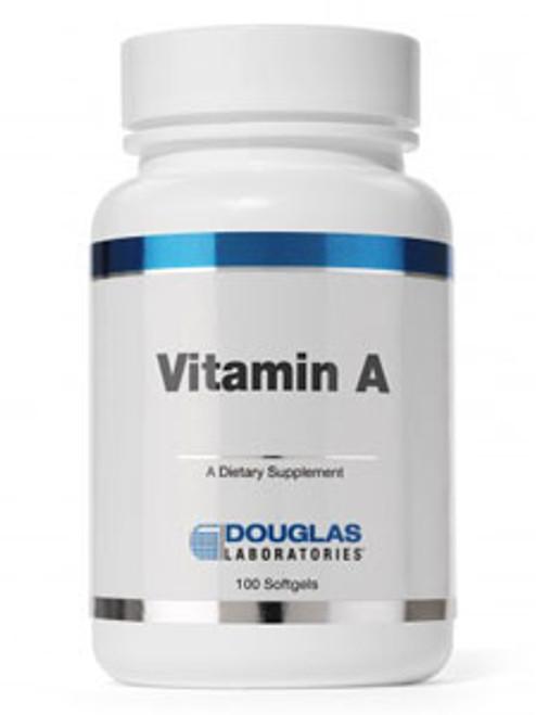 Vitamin A 10000 IU 100 gels (AVI)