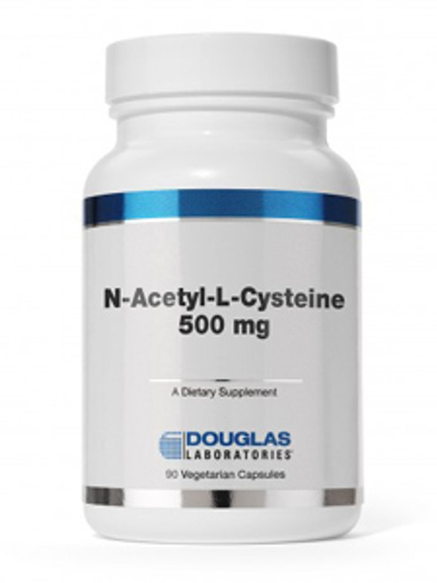 N-Acetyl-L-Cysteine 500 mg 90 vcaps (NACE)