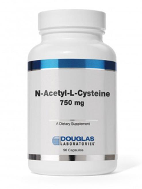 N-Acetyl-L-Cysteine 750 mg 90 caps (NACE1)