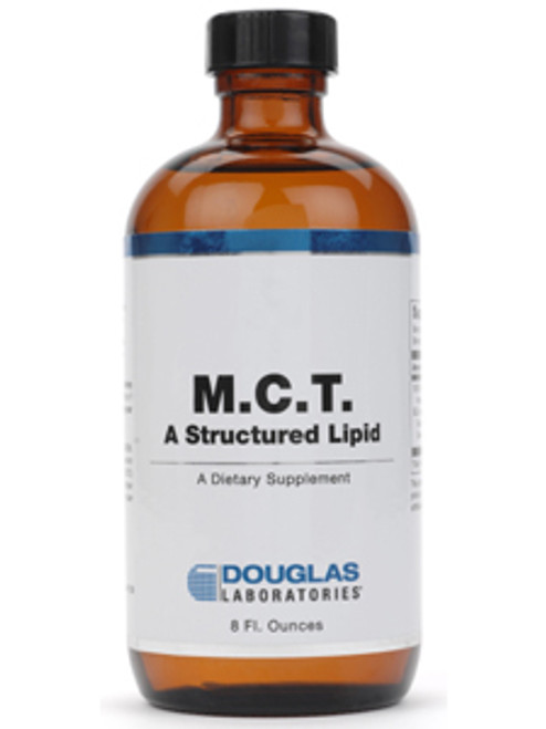 M.C.T. A Structured Lipid (liquid) 8 oz (MCT3)