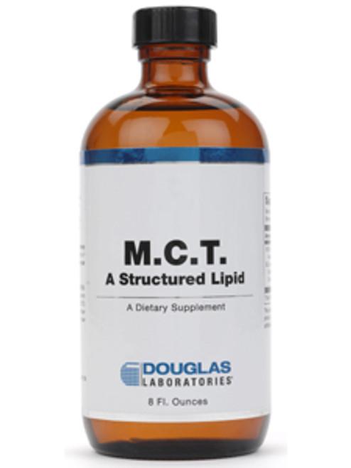 M.C.T. A Structured Lipid (liquid) 8 oz (MCT3)