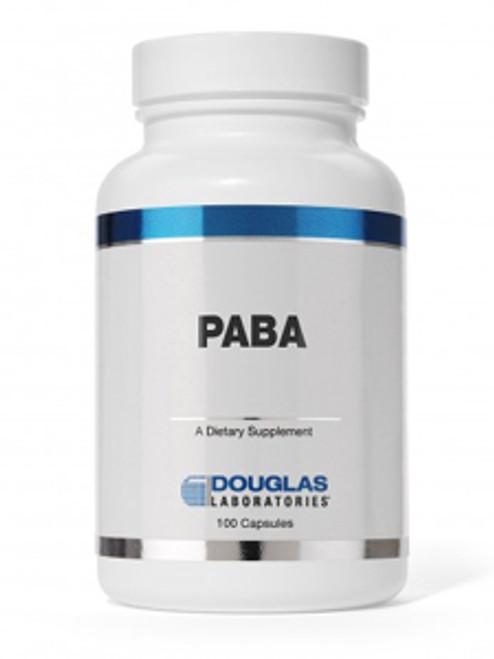 Paba 500 mg 100 caps (PABA3)