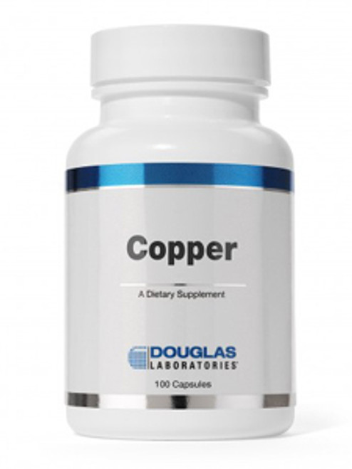 Copper 2 mg 100 caps (COPP7)