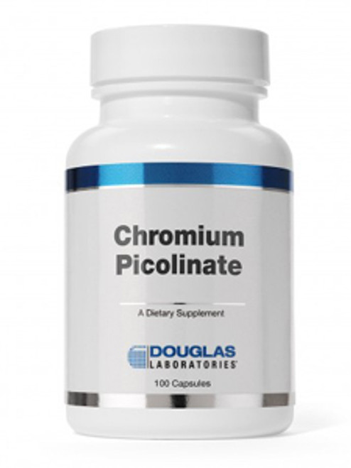 Chromium Picolinate 250 mcg 100 caps (CHRO9)