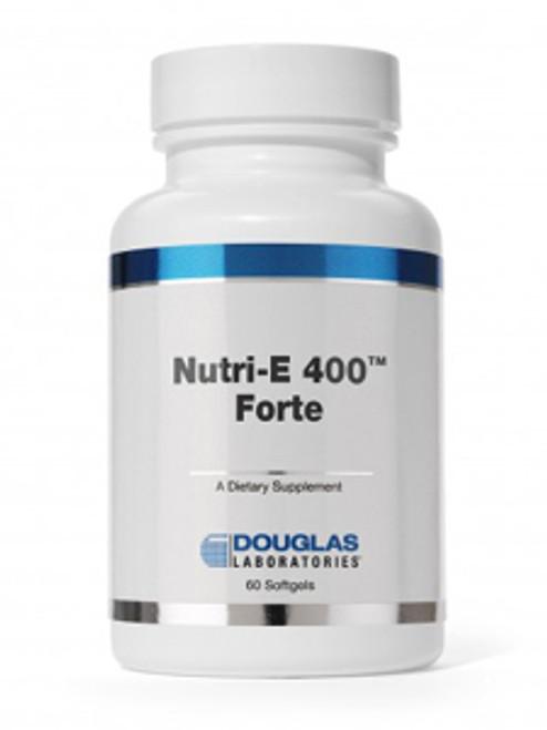 Nutri E-400 Forte 60 gels (NUT35)