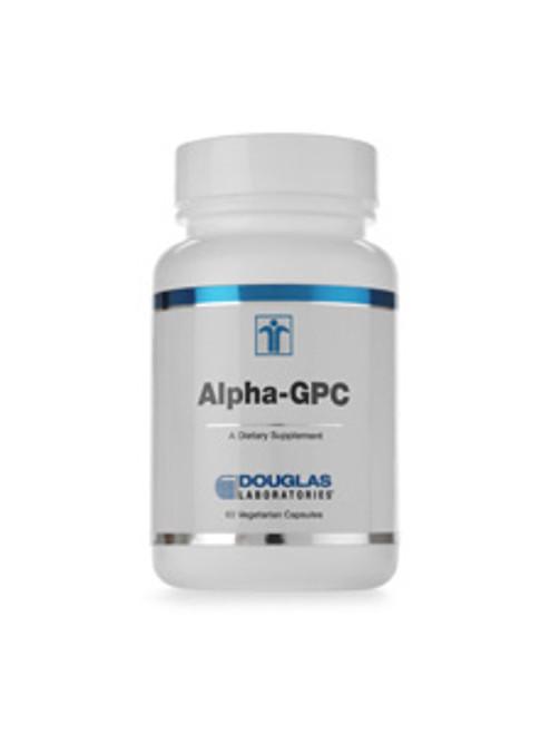 Alpha GPC 60 vegcaps (ALP41)