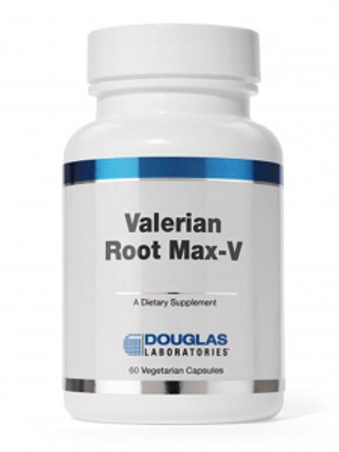 Valerian Root Max-V 60 vegcaps (VAL27)