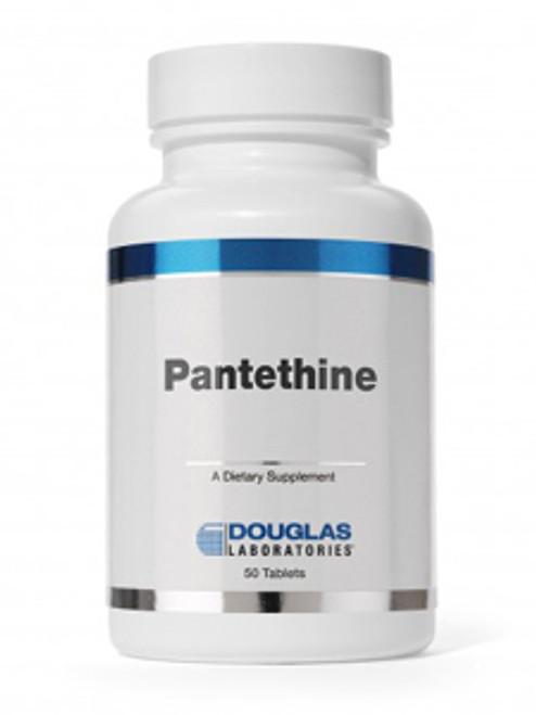 Pantethine 500 mg 50 tabs (PANT5)