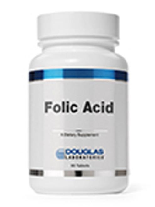 Folic Acid 400 mcg 90 tabs (D06481)