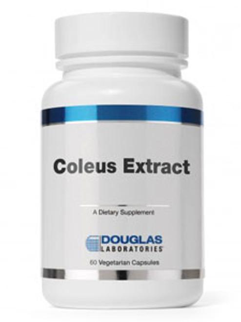 Coleus Extract 60 vegcaps (COL43)