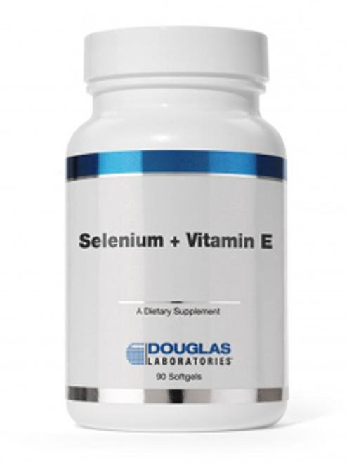 Selenium + Vitamin E Formula 90 caps (SELE7)