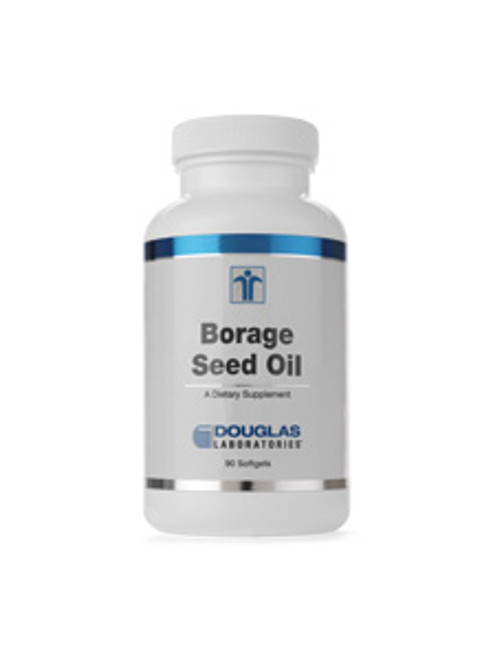 Borage Seed Oil 1000 mg 90 gels (BOR)